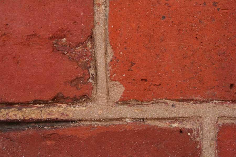 Restaurierung der Ziegelfassaden - Marmorpalais Potsdam