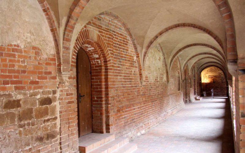 Konservierung mittelalterlicher Putze - Kloster Jerichow