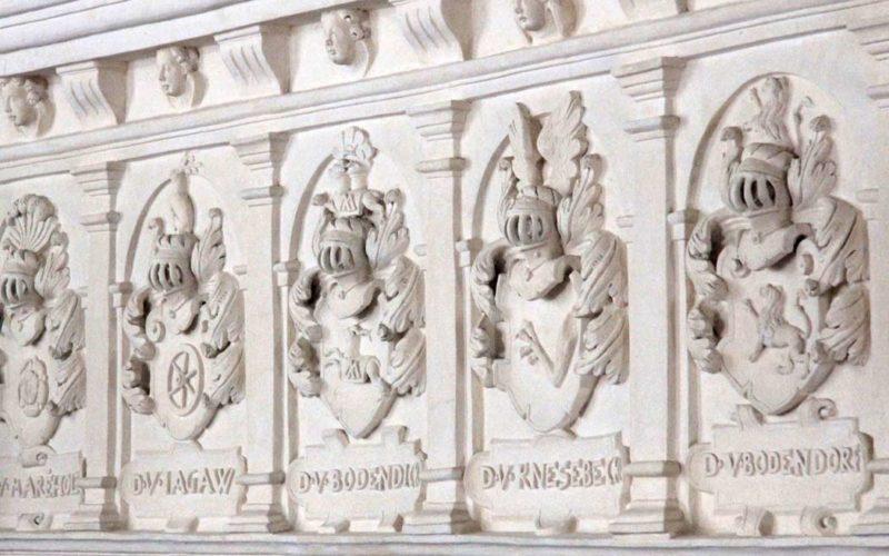 Restaurierung der Stuckausstattung - Dorfkirche Flechtingen